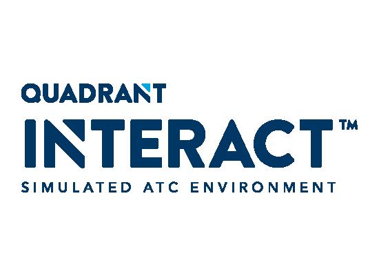 Quadrant INTERACT Simulated ATC Environment