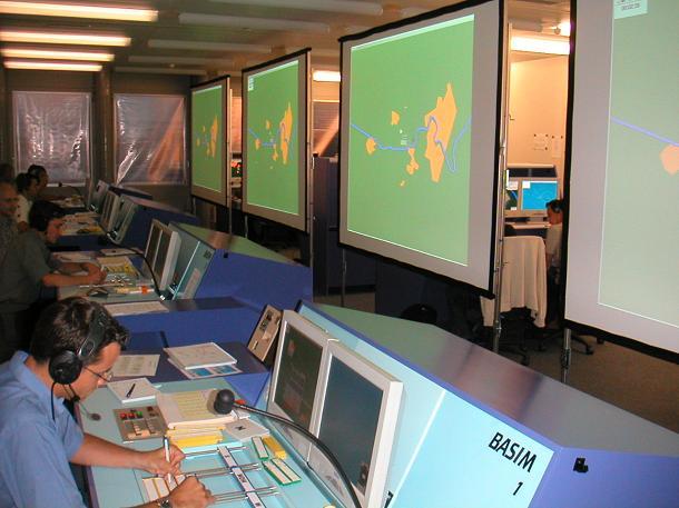 BASIM skyguide BEST Radar and BEST 3D Tower simulator