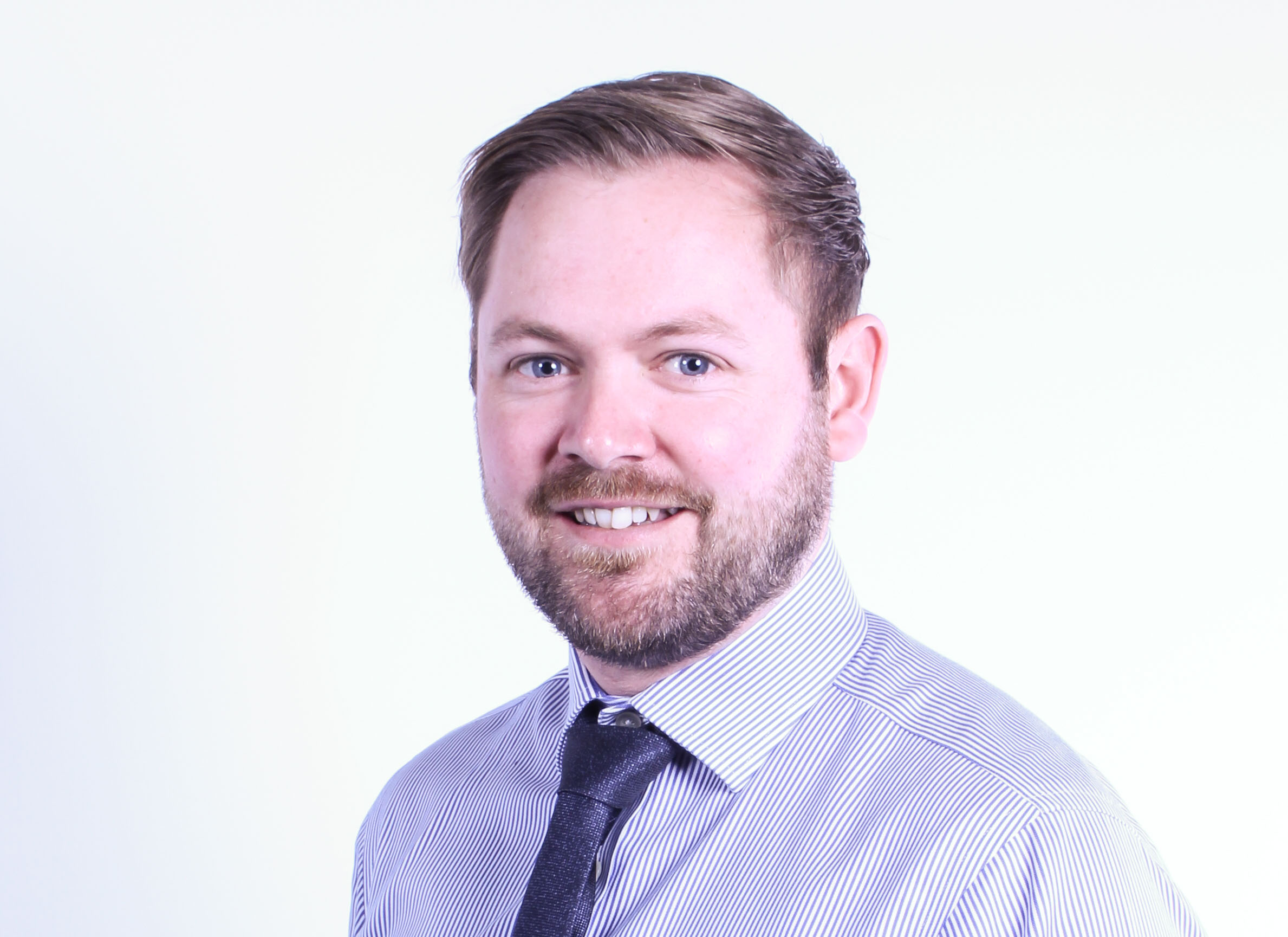 Shane Hannam Head of Sales and Marketing